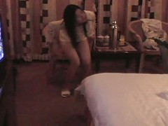 Chinese Amateur Gf Home Video
