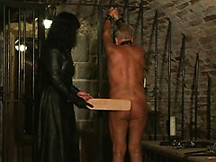 a mistress trains her slaves