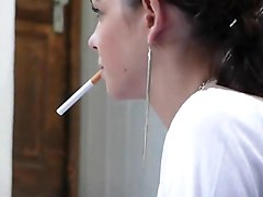 Smoking Fetish # 1