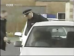 UK Candid Camera Show - Police