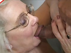 Old sweet big momma sucking
