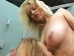 Mature Woman seduces Younger Girl...1-F70