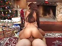 Dani Sol - Brazil Christmas Little Hot Teen Anal