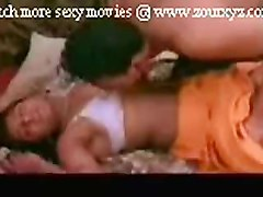 Desi hot couple romancing sex