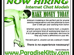 Make Over $2,000/week as an Internet Model: www.ParadiseKitty.com