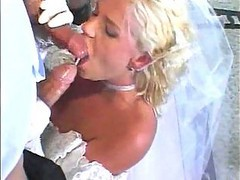 Pixie The Swallowing Sandwich Bride