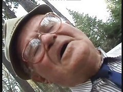 Grandpa Cum In Youth Mouth