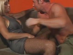 Bisexual Threesome And Strapon5