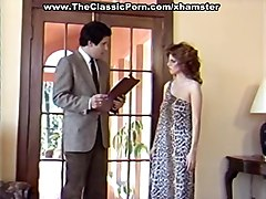 Lonely housewife seduced a stranger