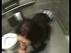 amateur teen fuck in public toilet