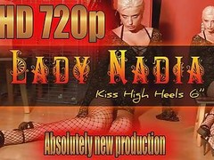 Ladynadia.com - Kiss High Heels 6