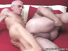 grandpa fucks daddy bear