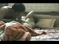 indian desi couple best sex tape sound on the bed--