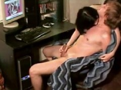 Hubby Gets A Surprise Handjob