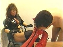 Mistress Lynda Leigh And Her Slave