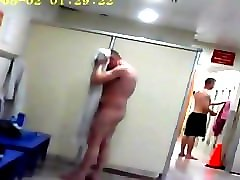 naked guy gym hidden camera