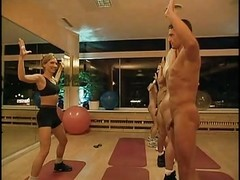 Naked Gym Training By Snahbrandy