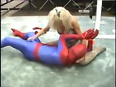 spiderman seduced against her will