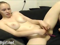 real stepdad caught step daughter masturbate and fuck