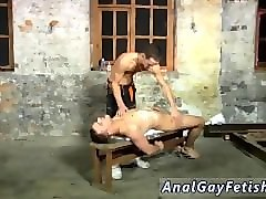 bondage chubby older gay for this session of man-meat joy he has the