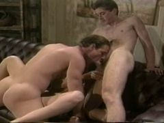 Classic Bisexual Mmf Threesome