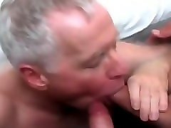 greyfuck grandpa threesome