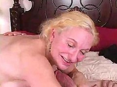 Blonde Bbw Licking And Being Licked