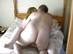 Fat Redhead Ex Girlfriend Fucking And Riding Cock