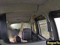 analfucked british taxi babe rimming arsehole