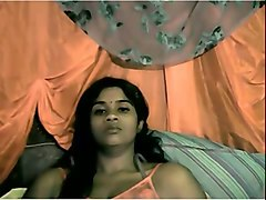 delicious and genuine desi young hottie on webcam show