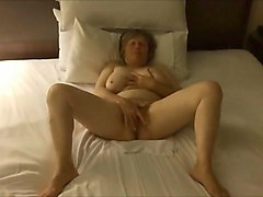 busty mature lady masturbating to orgasm