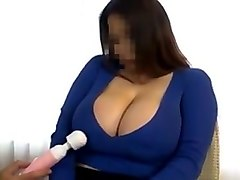 Wife s huge lactating boobs 8