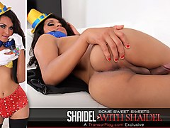 Shaidel in Some Sweet Sweets with Shaidel - TransAtPlay