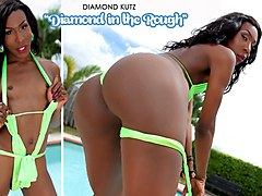 Diamond Kutz in Diamond in the Rough - TransAtPlay