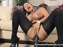 Ava Devine in The Ultimate Stretch - PornstarPlatinum