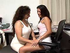 Sydni Ellis & Alicia Angel in Lesbian Seductions #09