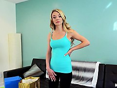 Molly Mae in Sexy Roommate Shows Off Lingerie - PervsOnPatrol