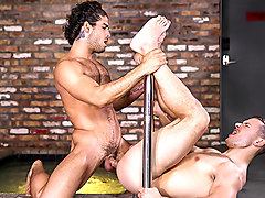 Aspen & Brenner Bolton & Diego Sans in Double Timing Husband - DrillMyHole
