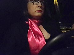 johanna drives through the night