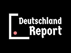 Deutschland Report - Amateur German babe gets picked up and fucked on the kitchen counter