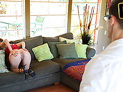 Blair Summers in Creampied By Her Boyfriends Dad - TeamSkeet