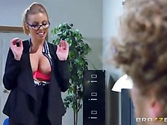 brazzers milf britney amber gets fucked at work
