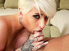 Dylan Phoenix & Will Powers in Tattooed Girl Dylan Phoenix Video