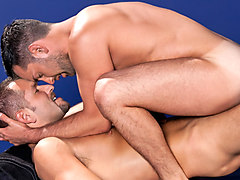Andrew Justice & Rich Kelly in Never Enough, Scene #03