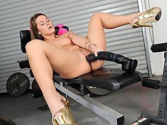 Abby Cross in My Gigantic Toys #17, Scene #01