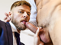 Jay Roberts & Matt Anders in Stealth Fuckers Part 9 - DrillMyHole