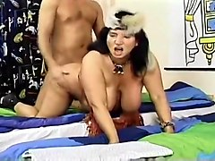 Fatty Hellen Flow Jiggles While Fucked