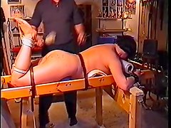 Training of Slave Girl
