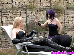 Smoking bdsm mistress dominates ###syfication