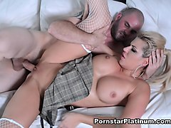 Savana Styles in Bad Little School Girl - PornstarPlatinum